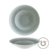 S-MT-LUCOCGRM27CK Πιάτο Βαθύ πορσελάνης 27cm, Luca Ocean Blue MATT, BONNA