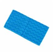 TR.6432/BU Πανί Μικροινών (microfiber), 40.6x40.6cm, μπλε, γενικής χρήσης, Trust