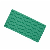 TR.6432/GN Πανί Μικροινών (microfiber), 40.6x40.6cm, πράσινο, γενικής χρήσης, Trust