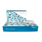 025.21.000 Κουτί Delivery Ψαριών/Θαλασσινών 25x13xΥ5.5cm, τιμή ανά κιλό