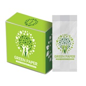 GN1000-10x26/GN Κιβώτιο 1000 Σακούλα Βεζιτάλ Πράσινη 10x26cm