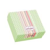 025.13.007 Κουτί ζαχαροπλαστικής μεταλιζέ FRESH No 28, τιμή ανά κιλό