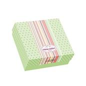 025.13.005 Κουτί ζαχαροπλαστικής μεταλιζέ FRESH No 15, τιμή ανά κιλό