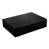 BR5609 Knock Box υπολειμάτων καφέ carbon steel, με συρτάρι και διάτρητη οροφή,35x25xΥ9cm