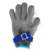 G-1245/LARGE Ανοξείδωτο γάντι ασφαλείας, Large, 24.5cm, οικονομικό