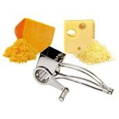 LT.N3009X Τρίφτης τυριού, μοσχοκάρυδου, INOX, 25x11.5x10.5cm, σειρά Bonne Graine, Louis Tellier