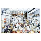 LT.PB2 Αφίσα Κουζίνας Σεφ, μεγάλη, 63x90.5cm, Louis Tellier