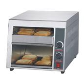H8600A Επαγγελματική Φρυγανιέρα-Τοστιέρα, 1700W, ανοξείδωτη, 33x50.2x36.2cm, KARAMCO