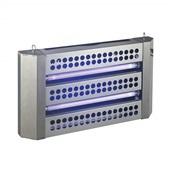 K/H30 Ηλεκτρική Εντομοπαγίδα HACCP (κολλητικής επιφάνειας), Λάμπες UV 2x15W, κάλυψη 100m², KARAMCO