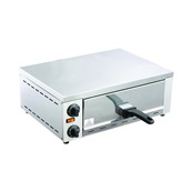 FP-04D Ηλεκτρικός Φούρνος Πίτσας, Μονός, έως Φ30cm, 1130W, 60-300°C., KARAMCO