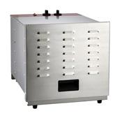 K/FK-02 Αποξηραντής για 10 δίσκους, 1KW, INOX, 43.5x51x43.3cm, KARAMCO