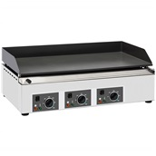 XDPE810RC Επιφάνεια Ψησίματος - πλατό, 6000W, Λείο, 80x46x28.5cm, XDOME
