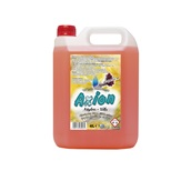 AX-PL-4LT/OR Υγρό Πιάτων 4L με άρωμα Λεμόνι-Ξύδι, AXION