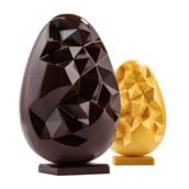 KT188 Αντικολλητικό καλούπι σιλικόνης, Αυγό φ9.6xΥ15cm, 170gr, Pavoni