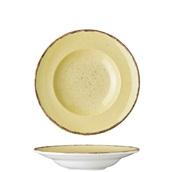360B-PP-27 Πιάτο Ζυμαρικών πορσελάνης 27cm, Κρεμ, σειρά 360, LUKANDA