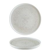S-MT-LUNHYG28DZ Πιάτο Ρηχό πορσελάνης 28cm, Lunar Grey, BONNA
