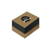 025.16.013 Κουτί μεταλιζέ BON APPETIT για Burger, 20x14x9cm, τιμή ανά κιλό