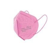 FFP2/KN95-PINK Μάσκα προστασίας κατηγορίας FFP2/KN95, Ροζ