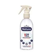 NATURA-SN/470ML Αντισηπτικό Spray 470ml με ψεκαστήρα, βιοκτόνο, για επιφάνειες,, Papoutsanis