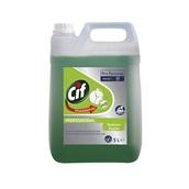 CIF-101104670/5LT Συμπυκνωμένο Υγρό απορρυπαντικό για πλύσιμο σκευών στο χέρι, πράσινο λεμόνι, Pro Formula, Svelto