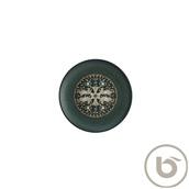 S-MT-MZPMAGRM17DZ Πιάτο Ρηχό πορσελάνης 17cm, Mesopotamia Anthracite, Bonna