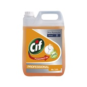 CIF-101104681/5LT Συμπυκνωμένο Υγρό απορρυπαντικό για πλύσιμο σκευών στο χέρι, με ξύδι, Pro Formula, CIF