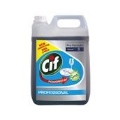 CIF-101104702/5LT Υγρό στεγνωτικό πλυντηρίων πιάτων 5lt, ουδέτερο, Cif