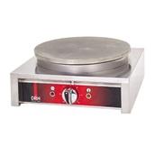 DRNKRPE-1 Ηλεκτρική Κρεπιέρα φ40, μονή, 45x45xΥ20cm, 3000W, DRN