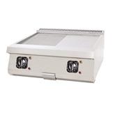 DRNEI-8060ND Επιφάνεια Ψησίματος - πλατό, Λείο/Ραβδωτό, 80x63x30cm, 10KW, DRN