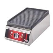 DRNDIZE-30 Επιφάνεια Ψησίματος - πλατό, Grill, 30x50x20cm, 1750W, DRN