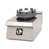 DRNWO-4070-LPG Εστεία WOK Γκαζιού LPG, 40x73x30cm, 9KW, 7812Kcal, DRN