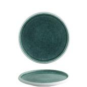 IS.050136 Πιάτο ρηχό φ26xΥ2.8cm, μπλε, reactive σμάλτο, σειρά SAVEURS, In Situ