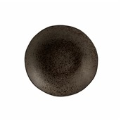 QU52909 Πιάτο ρηχό Vitrified Stoneware, φ26.5cm, Σειρά Q Authentic, Style Point