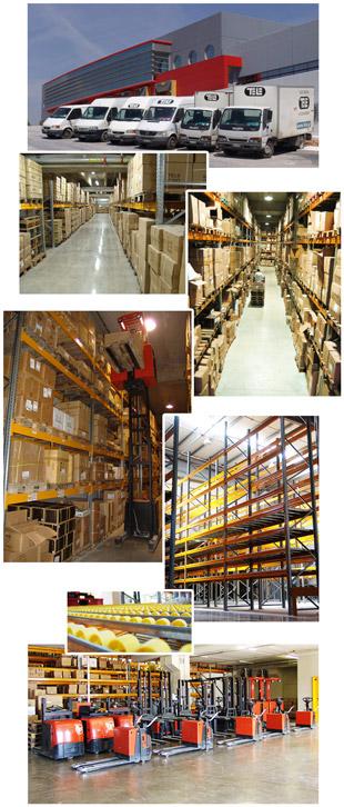 logistics multi
