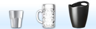 Ποτήρια Πλαστικά, Πισίνας